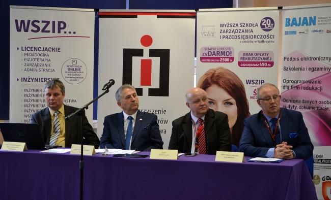 Konferencja ODO w Wałbrzychu